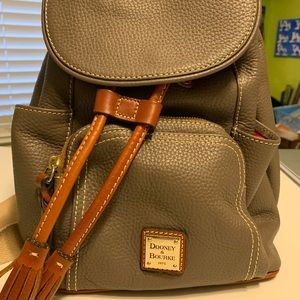 Dooney and Bourke backpack.
